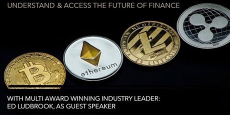 The Crypto Revolution tickets