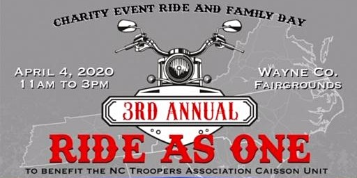 3rd Annual Ride As One