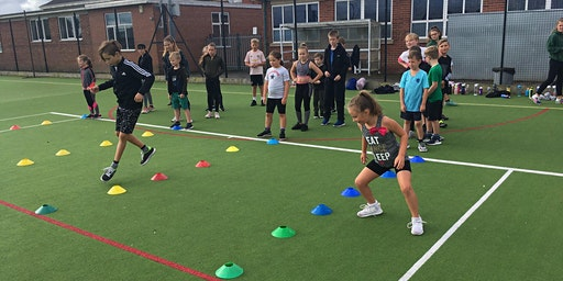 Easter Multi-Sport Camp - Skegness Grammar School