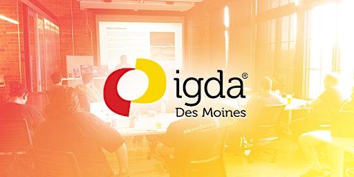 IGDA January Meeting: Making a Multiplayer Game