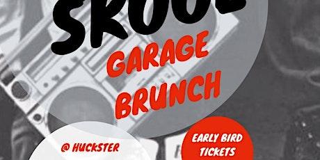 OLD SCHOOL GARAGE BRUNCH - CLASSIC GARAGE AND BOTTOMLESS BRUNCH tickets