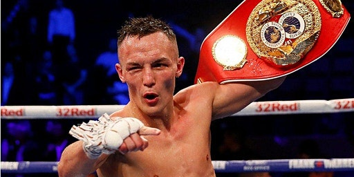 An Afternoon With Josh Warrington