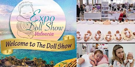 Expo Doll Show Valencia 2020 entradas