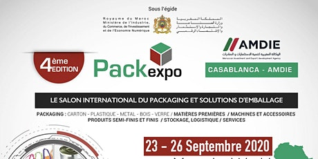 PACK EXPO billets