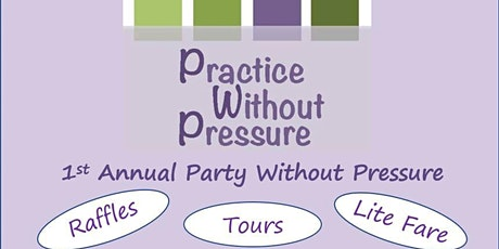 1st Annual Party without Pressure tickets