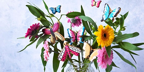 School of Icing - Butterfly - Northcote Road  tickets