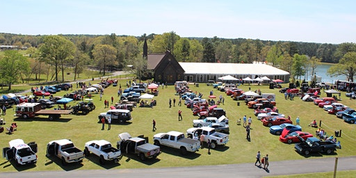 Car Show at Camp Grace
