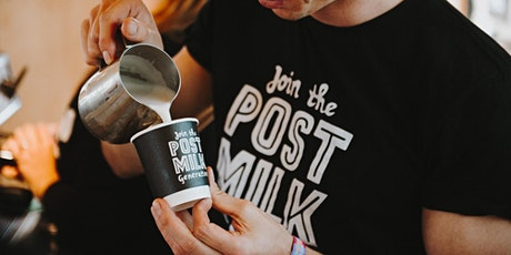 Oatly: Pop-Up Coffee Shop Giving Away Free Coffee tickets