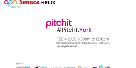 PitchItYork tickets