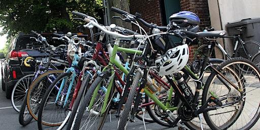 Bike + Pedestrian Advocacy Social