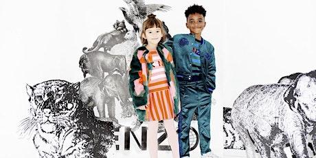 French Luxury Babywear & Kidswear Sample Sale tickets