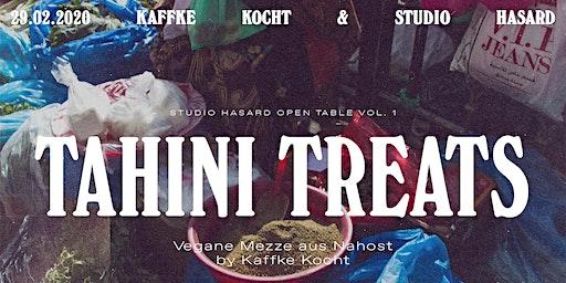 Tahini Treats — Vegane Mezze by Kaffke Kocht