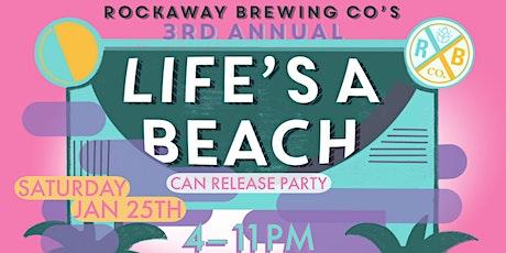 Life's A Beach tickets
