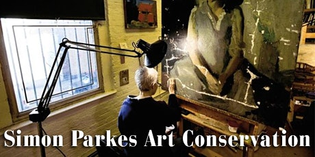 Tools of the Trade - Simon Parkes Art Conservation tickets