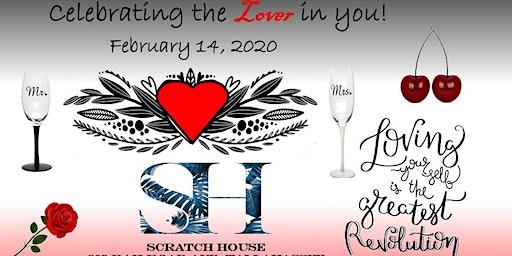 Celebrating the Lover in you