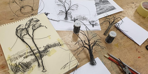 Drawing With Wire Workshop