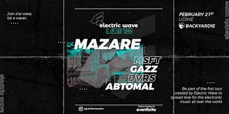 Electric Wave Udine 2020 biglietti