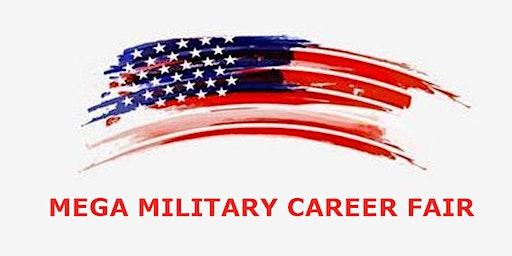 Mega Military Career Fair, Hiring  Transitioning,Wounded Warriors,DOD,Famil
