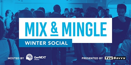 Mix & Mingle: Winter Social tickets
