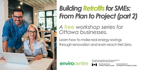Building Retrofits for SMEs: From Plan to Project (Part 2) tickets