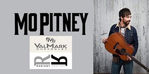 Mo Pitney (full band) at Freiheit Country Store