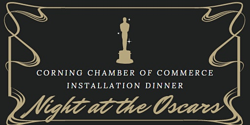 2020 Corning Chamber of Commerce Installation Dinner