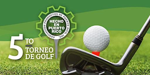 5to Torneo de Golf Hecho en Puerto Rico