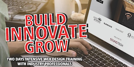 BECOME A CERTIFIED WEB DESIGNER tickets