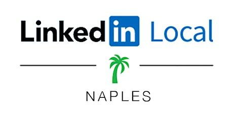 LinkedInLocal NAPLES Happy Hour tickets