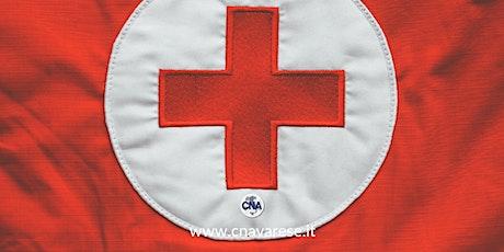 Corso di primo soccorso - Aggiornamento gruppi B e C a Busto Arsizio biglietti