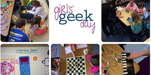 Girls' Geek Day - February 15