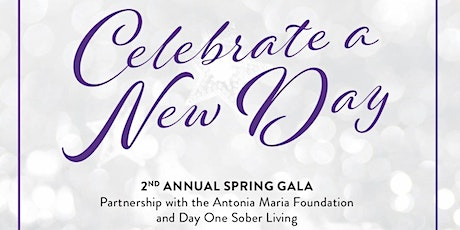 Antonia Maria Foundation's  Second Annual Spring Gala tickets