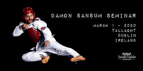 Damon Sansum Seminar tickets
