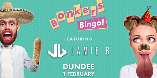 Mecca Playhouse Bonkers Bingo Feat Jamie B