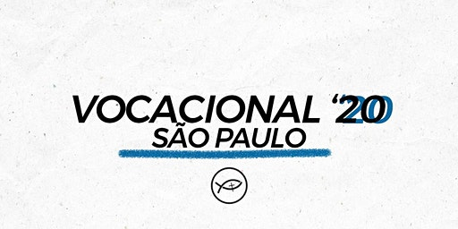 VOCACIONAL 2020 - SP