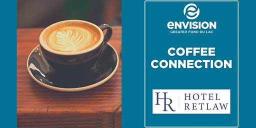 Coffee Connection at Hotel Retlaw