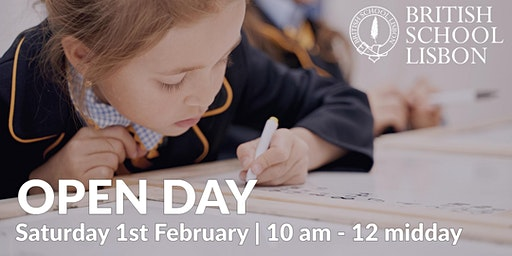 British School of Lisbon | Open Day