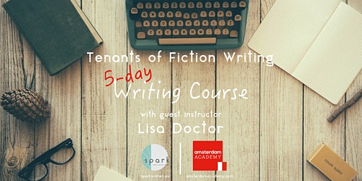 Tenants of Fiction Writing Course with visiting instructor Lisa Doctor
