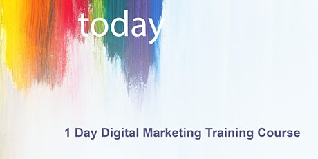 1 Day Digital Marketing Training Course - Liverpool tickets