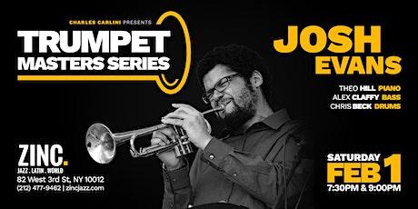 Trumpet Masters Series: Josh Evans tickets