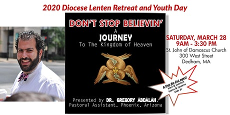 2020 Diocese Lenten Retreat & Youth Day tickets