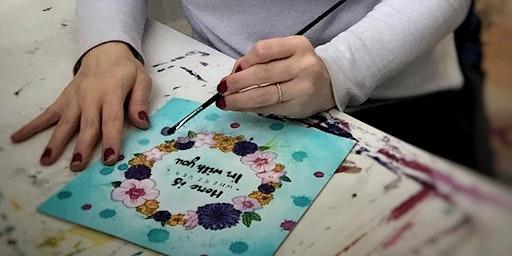 Valentine's Day Art Date Night | Soirée galante de la Saint-Valentin