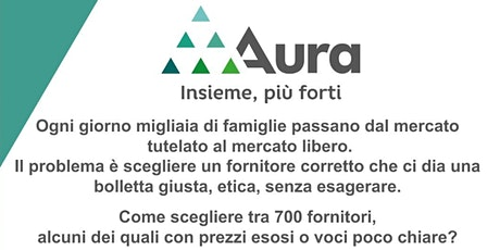AURA Gruppo Consumatori biglietti