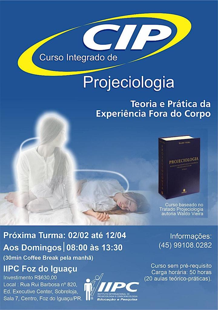 Imagem do evento CURSO PROJECIOLOGIA