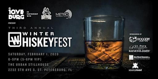 3rd Annual Winter Whiskeyfest