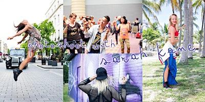 Photoshoot with Sarah Kane at ZIN Fest West 2020✨