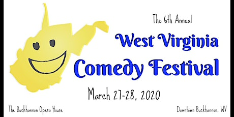 The 6th Annual West Virginia Comedy Festival  tickets