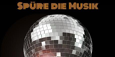 Spüre die Musik - Disco für Gehörlose & Friends Tickets