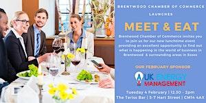 Meet & Eat sponsored by UK Energy Management