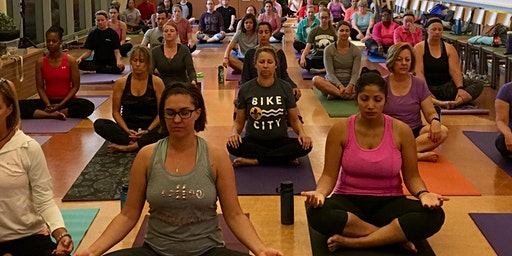 Free Morning Yoga at Schnucks Culinaria